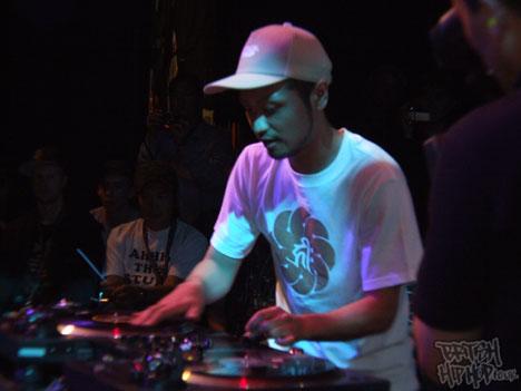 DJ Yasa gets busy