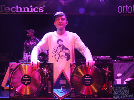 DJ Rafik numero uno