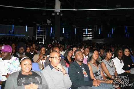 Eddie Kadi's crowd