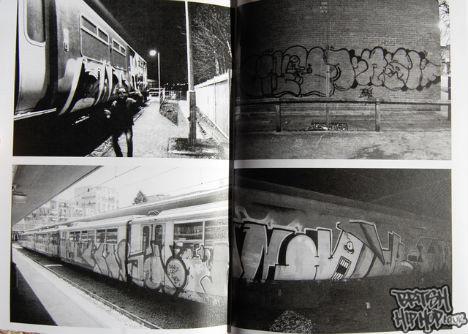 Graff Fanzine Issue Three