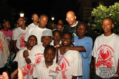 2008 Hip Hop Leaders