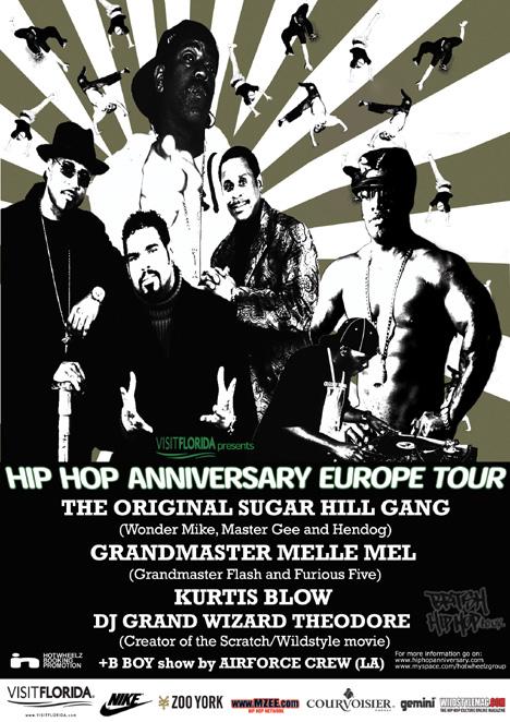 The Hip Hop Anniversary Tour 2008