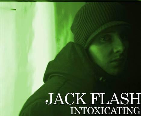 Jack Flash - Intoxicating CD [Klinik Records]
