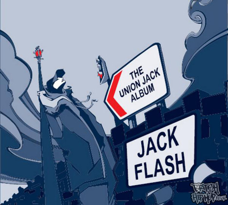 Jack Flash - Union Jack