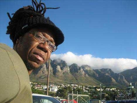 Jonzi D in Cape Town