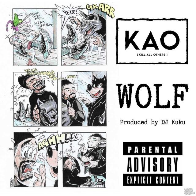 Kao - Wolf