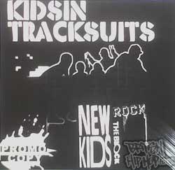 Kids In Tracksuits - New Kids Rock The Block CD [Dealmaker]