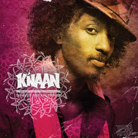 K'naan - The Dusty Foot Philosopher Deluxe Version CD [Interdependent Media]