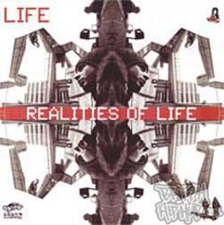 Life Realities Of Life LP [Zebra Traffic]