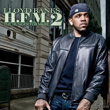 Lloyd Banks - Hunger For More 2 LP [G-Unit]