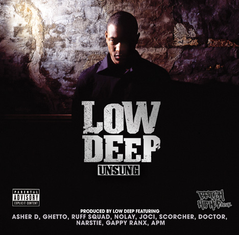 Low Deep - Unsung CD [Colourful State]