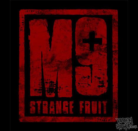 M9 - Strange Fruit / Paintbrush 12