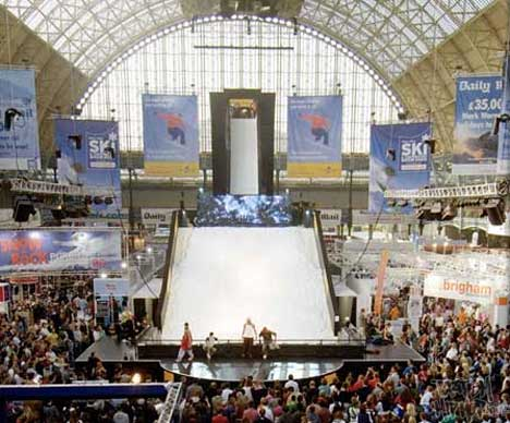 The Metro Ski and Snowboard Show