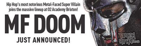 MF Doom At Soundcrash On 1st May 2015