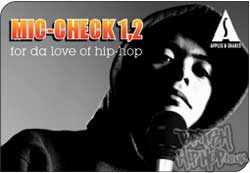 Mic Check 1, 2 - 2nd June, The Albany, Deptford