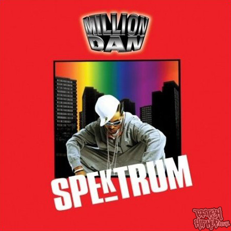 Million Dan - Spektrum LP [MDR]