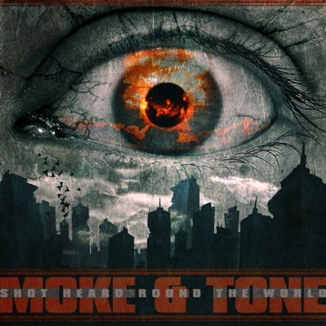 Moke and Tone - Shot Heard Round The World LP [Coalmine]