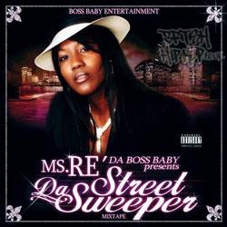 Ms. Re - Da Street Sweeper