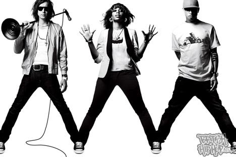 Pharrell, N.E.R.D, Santogold and Julian Casablancas release My Drive Thru