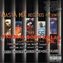 Natural Born Killas Vol. 1 CD