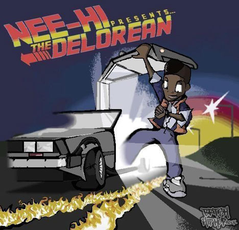 Nee-Hi - The Delorean [Audio]