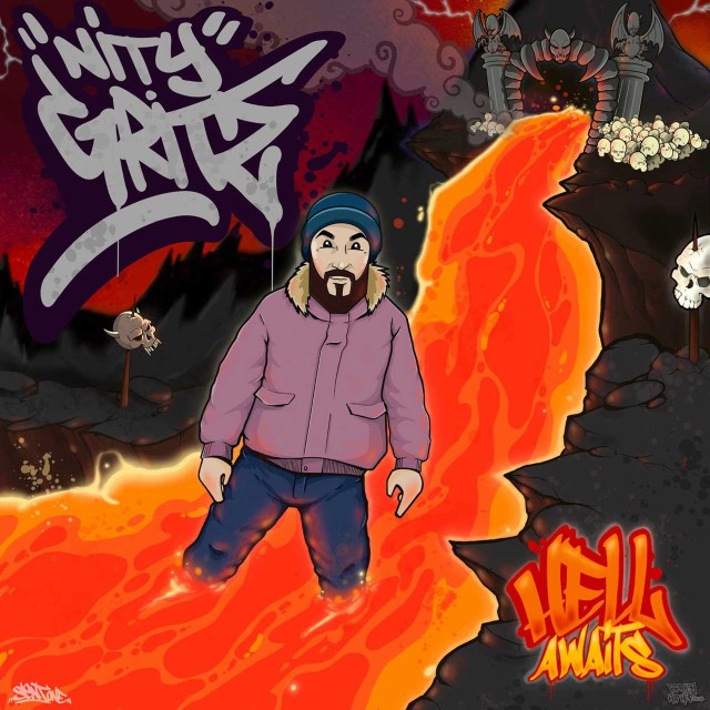 Nity Gritz - Hell Awaits LP