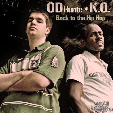 K.O. And OD Hunte - Back To The Hip Hop EP [Southern Cuba]