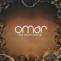 Omar - Sing (If You Want It) LP [Ether]
