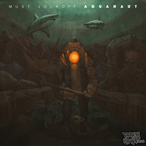 Must Volkoff - Aquanaut LP [Pang Productions]