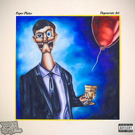 Paper Plates - Degenerate Art EP [EarMilk]