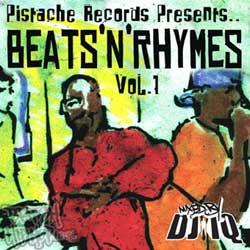 Pistache Records Presents... Beats'n'Rhymes Vol.1 CD [Pistache]
