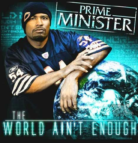 Prime Minister - The World Ain't Enough