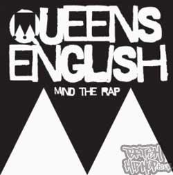 Queens English - Mind The Rap EP [Tealeaf / Cowboy Tactics]