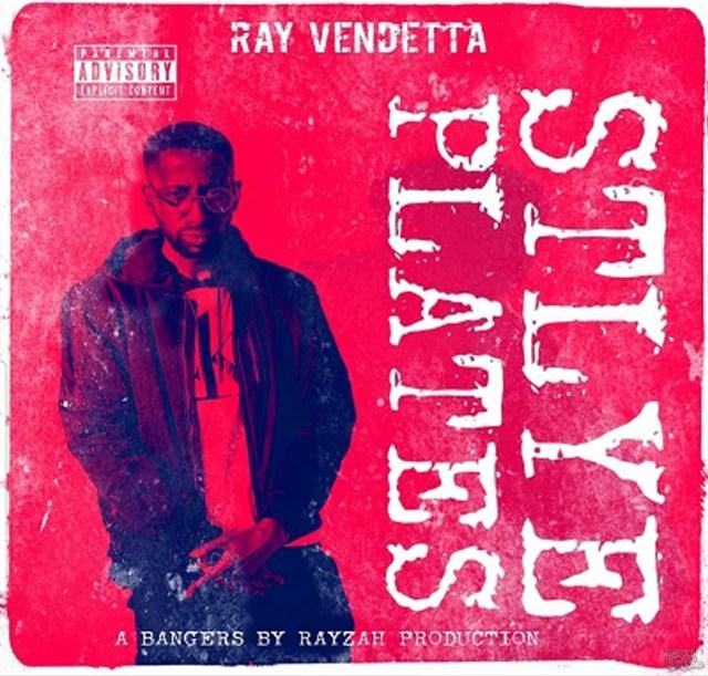Ray Vendetta - Style Plates