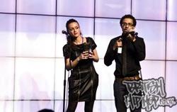 Sabrina Mahfouz and Dean Atta. Photo by Pau Ros