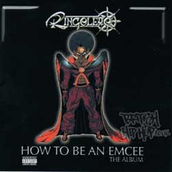 Ringolero - How To Be An Emcee CD [Jonringo]