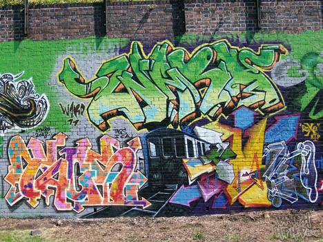 Roxe Jam - Graff