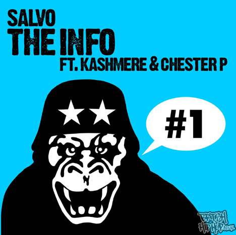 Salvo ft. Kashmere And Chester P - The Info 12