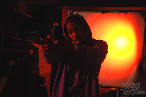 Sincere Video Shoot - Close Up