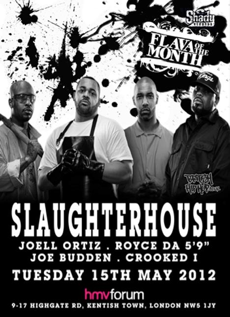 The UK Slaughterhouse Tour