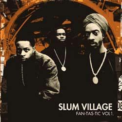 Slum Village - Fantastic Vol. 1 LP [Scenario]