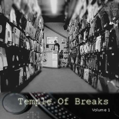 Still Diggin Release Temple Of Breaks Volume 1
