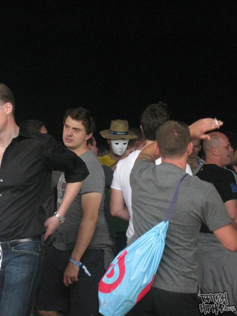Crowd - July 30th 2010
