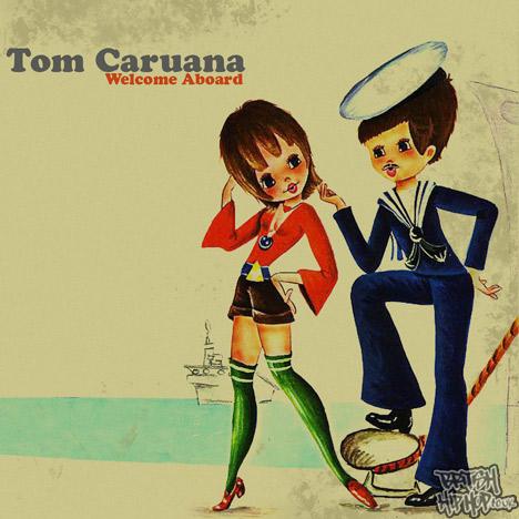 Tom Caruana - Welcome Aboard EP [Buda Beats]