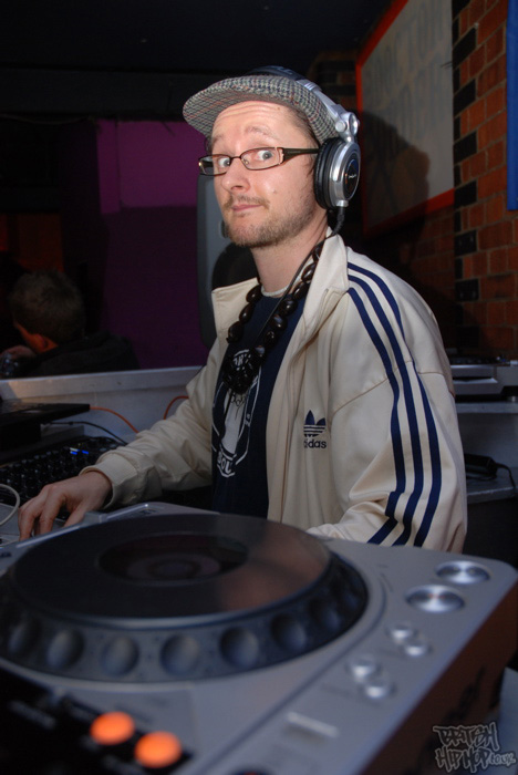 Triple Darkness Single Launch Party - DJ Vadim - Photo by Dredism
