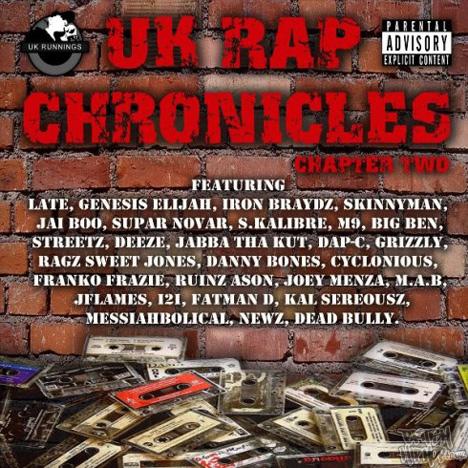 UK Runnings Presents UK Rap Chronicles - Chapter Two CD [Uk Runnings]