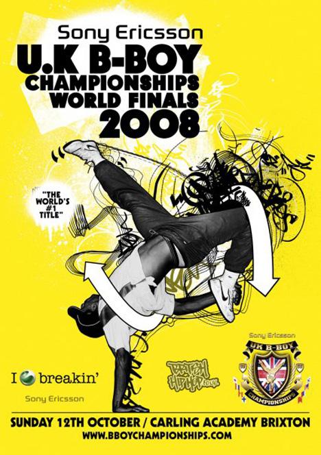 UK B-Boy Championships World Finals 2008