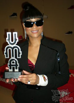 Gabrielle - Outstanding Achievement Award