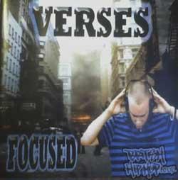 Verses - Focused CD [Gutta Hip Hop]