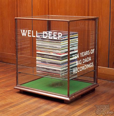 Well Deep: Ten Years of Big Dada Recordings Double CD / DVD [Big Dada]